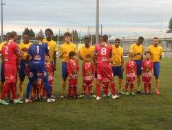 Sa 22/09/18 Les U8 et U9 ont fait leur rentrée avec les clubs de N3 (VFC et Montargis) - VIERZON FOOTBALL CLUB