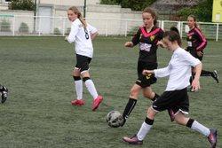 Match des U17F VGA Bohars contre Quimper  (21/05/2017) au Synthétique - VGABohars Féminines