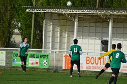 FIN MATCH U-19 V.V.M-BRESSUIRE /TERVES (18/04/2015) - Groupement de jeunes Vallée de la Vienne et Moulière