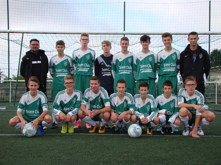 Ajax Daumeray U17