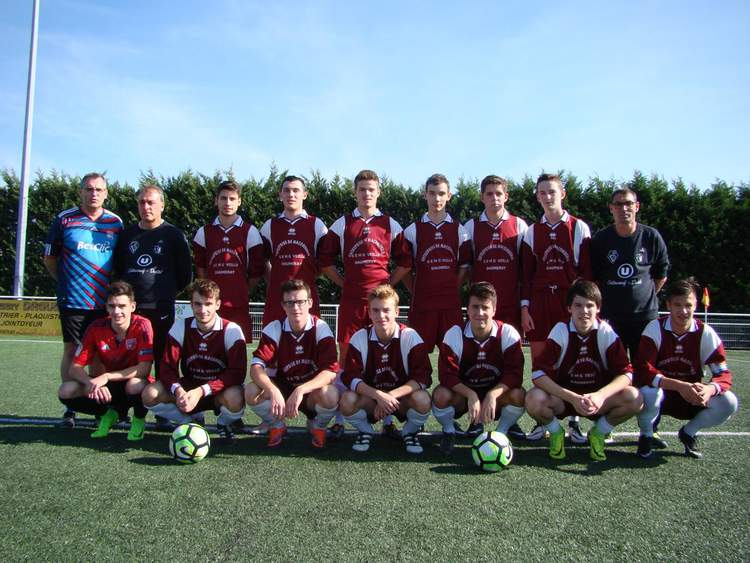 Ajax Daumeray U19