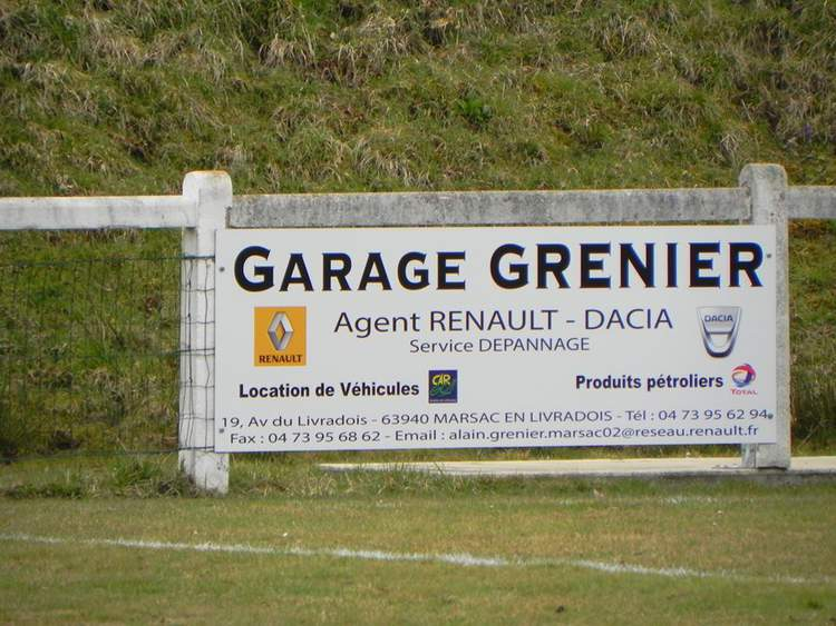 GARAGE GRENIER
