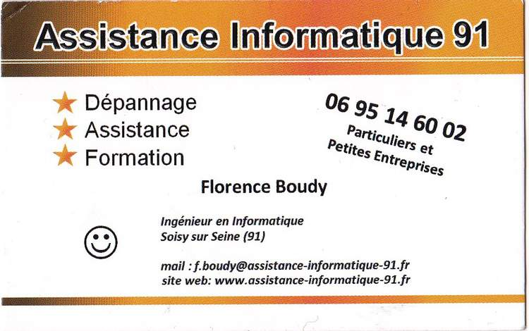 ASSISTANCE INFORMATIQUE 91