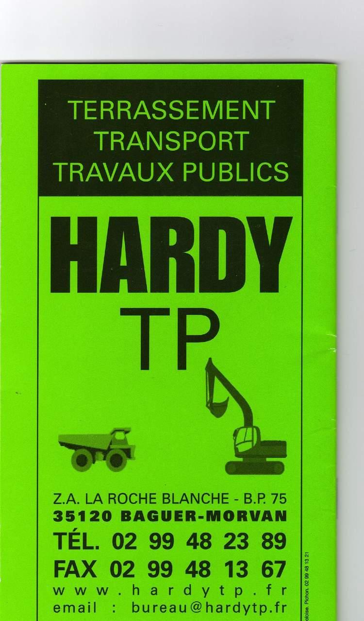 ENTREPRISE HARDY TP