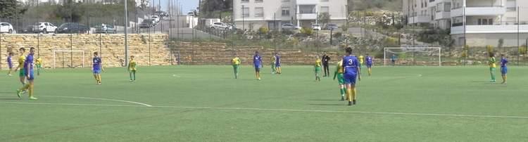 U15H - match du 8/04 - CAPC reçoit Mazargues - CA Plan de Cuques