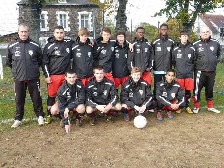 U 18 équipe 1