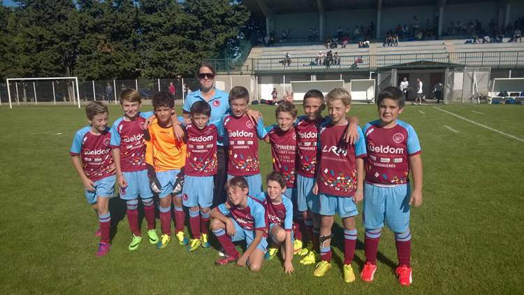 Equipe U11 (2005)