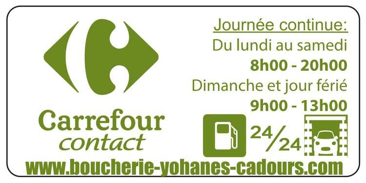 Carrefour Contact - Cadours