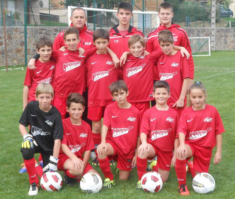 U13 équipe 3