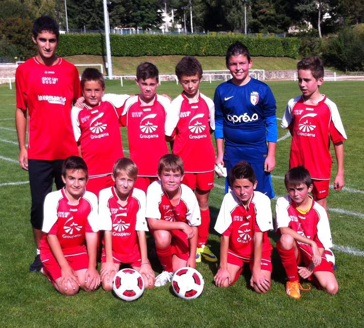 U13 équipe 2 (nés en 2003 - 2004)