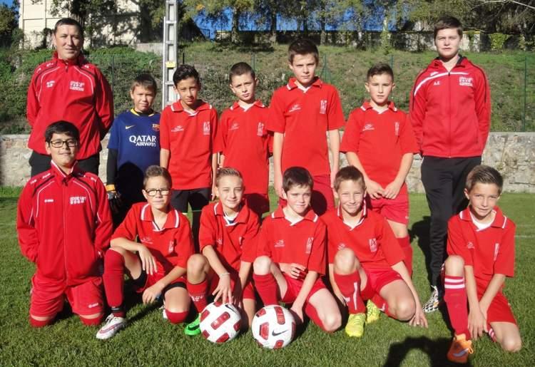 U13 équipe 3 (nés en 2003 - 2004)