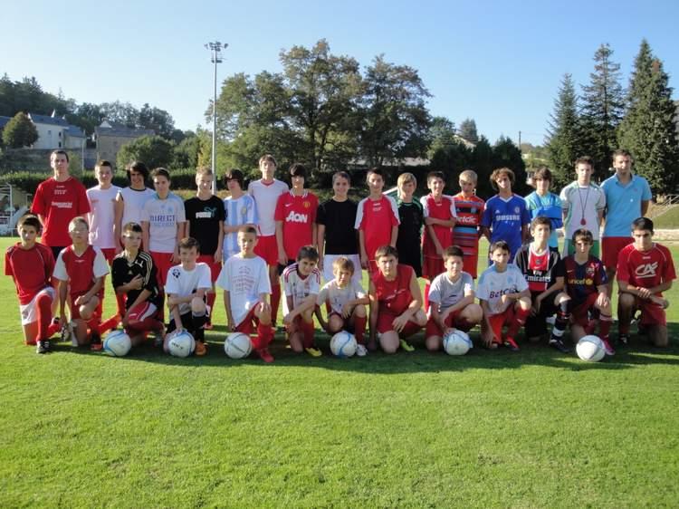 U15 équipe 1 (nés en 1997-98)