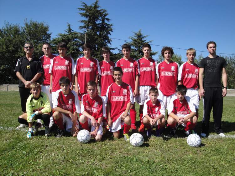 U17 (nés en 1996-97)