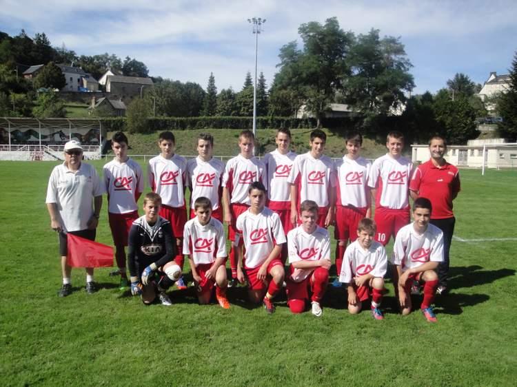 U17 (nés en 1997 - 98)
