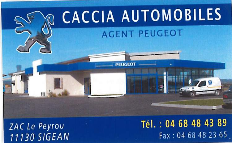 CACCIA AUTOMOBILES