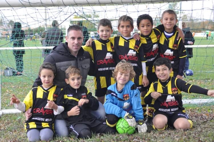 U8 / U9 équipe C