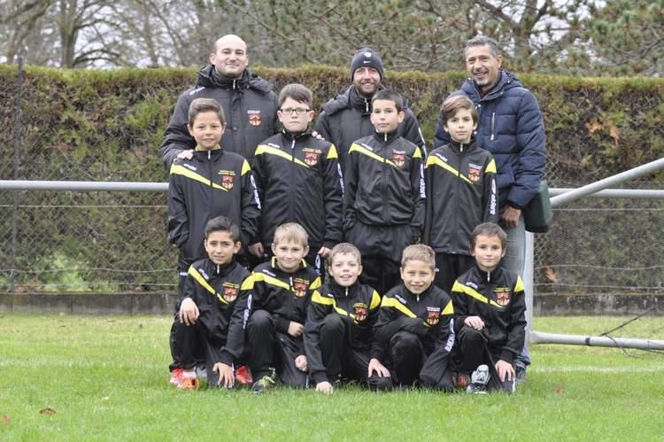 U10 / U11 équipe 2