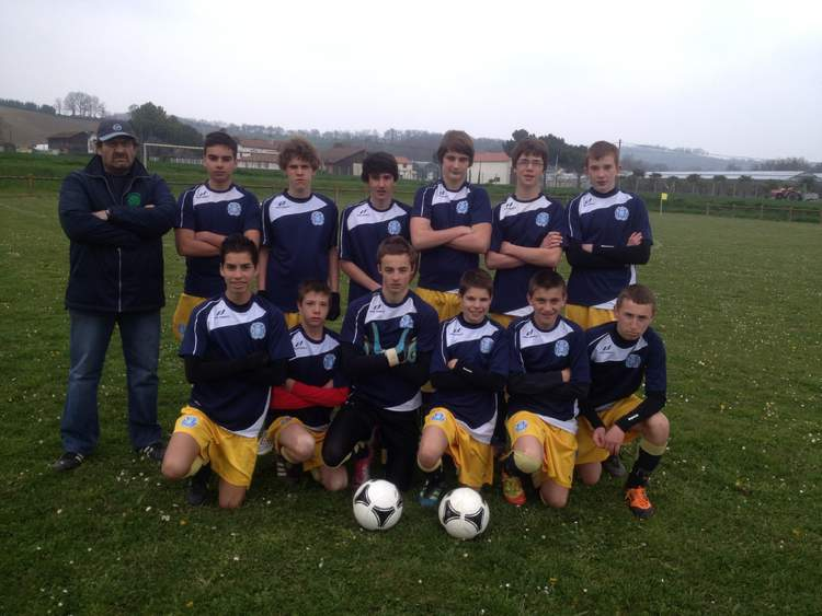 FC CLAIRAC U15