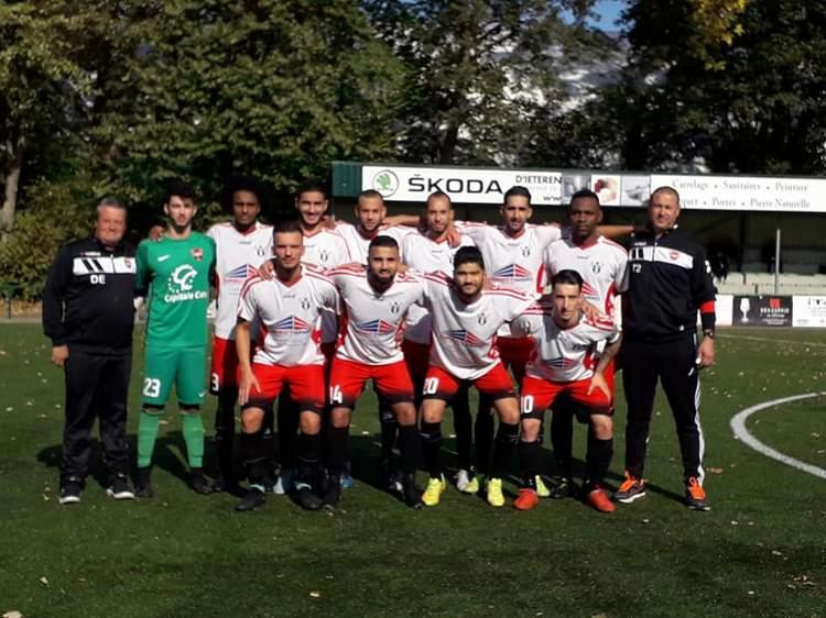FC Kosova Schaerbeek A