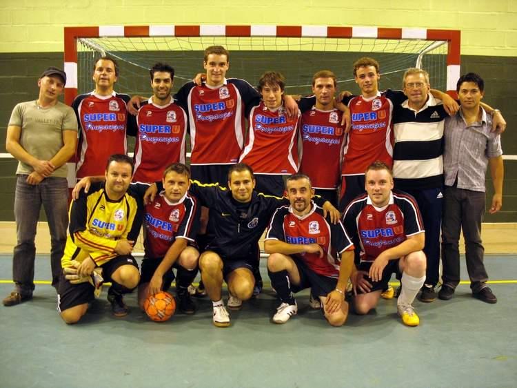 Futsal Pouzauges (Phase 1)