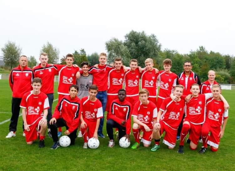 U18 Equipe 2 (Entente Lampertheim/Mundolsheim/Vendenheim)