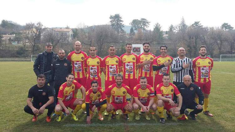 FC LUBERON 2