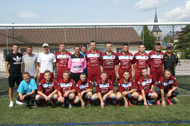 FC Ste-Marguerite 1