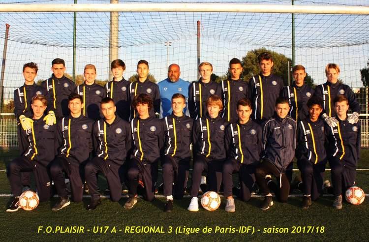 F.O.PLAISIR - U17 A