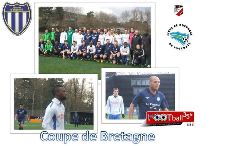Actualit coupe de bretagne club football jeunes d 39 argentre football footeo - Coupe de bretagne seniors ...