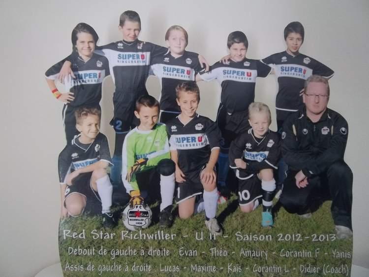 FC RED STAR RICHWILLER 1 (Alsace)
