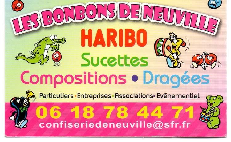 LES BONBONS DE NEUVILLE