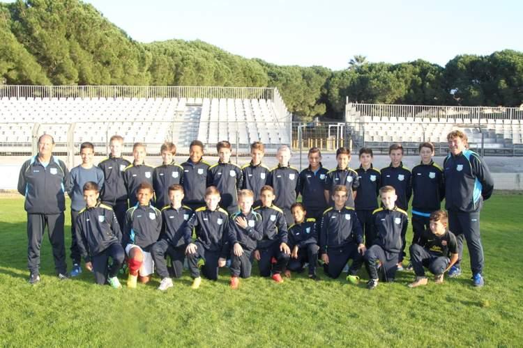 U13 Ligue Niveau 2 Poule B