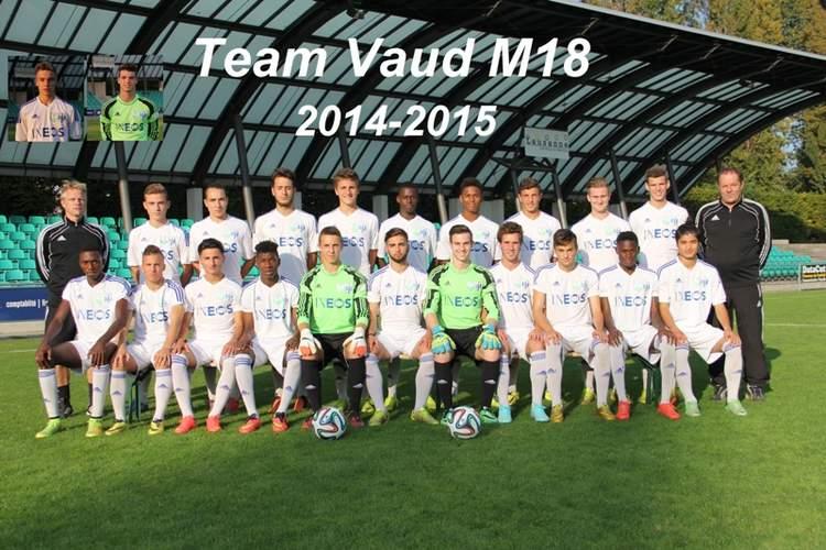 M18 LS Team Vaud