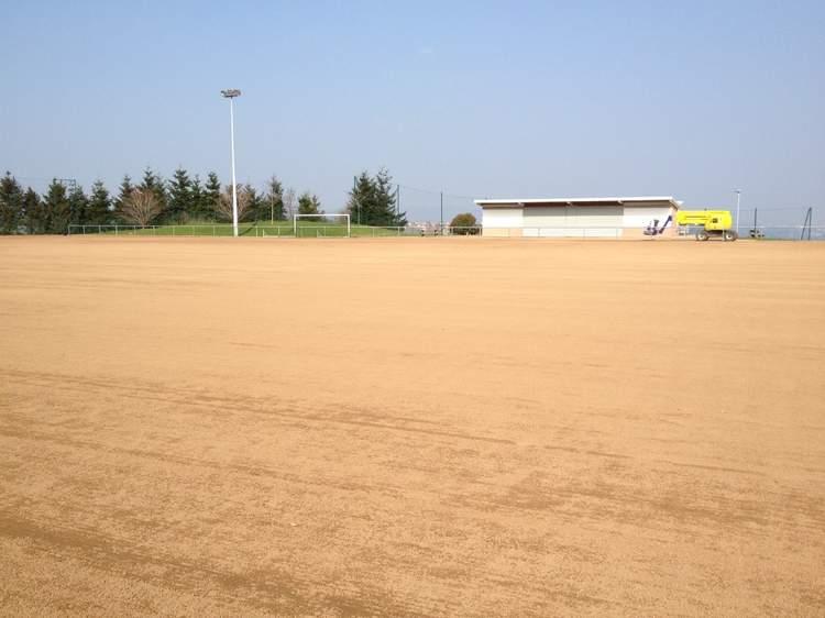 Terrain stade jean beno t morel photo n 2 club for Terrain pollionnay