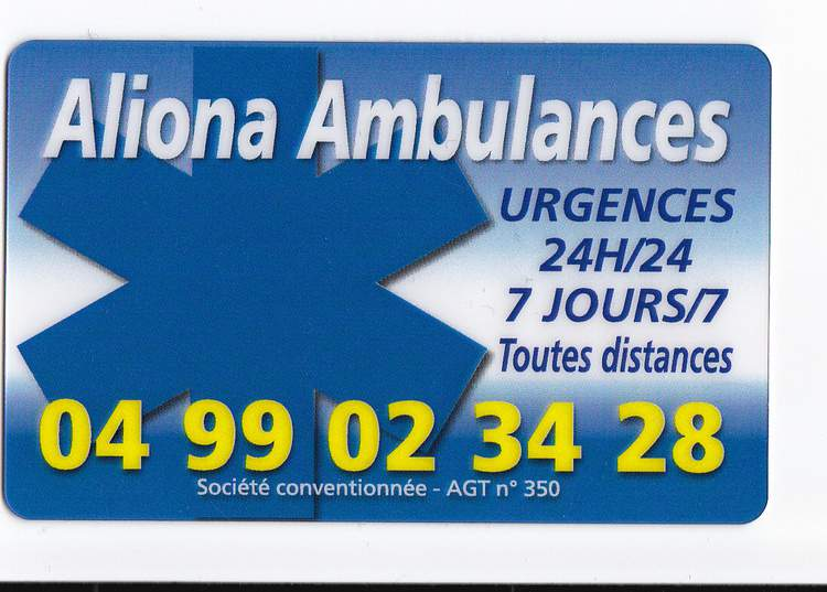 Aliona Ambulance