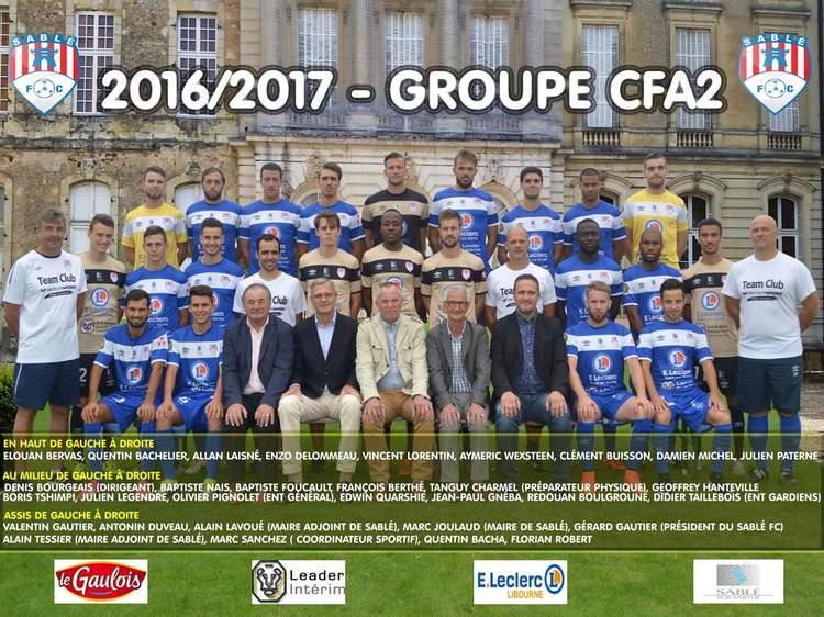 Séniors 1 (CFA2)