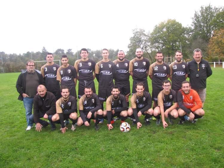Fougeré Vaulandry SC 1 - équipe A