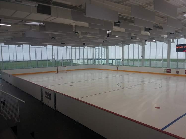 Nouvelle patinoire à Flixecourt ! (Avec petit reportage)