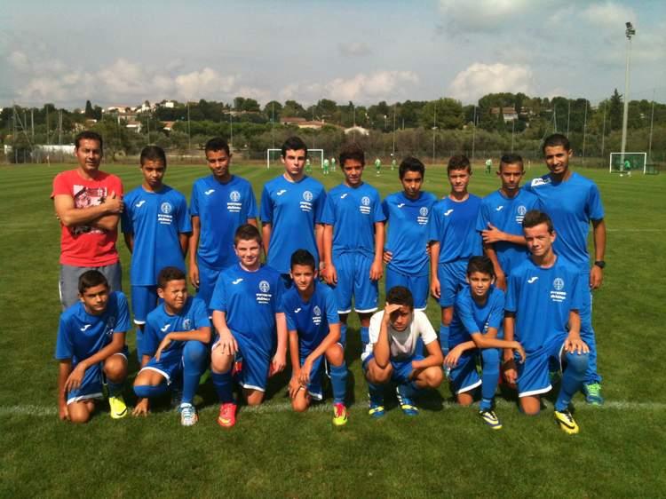 U15 - Equipe 2