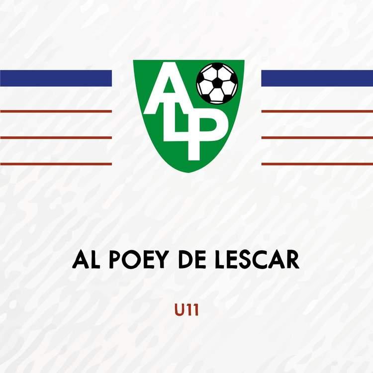 U11 - AL POEY LESCAR 1