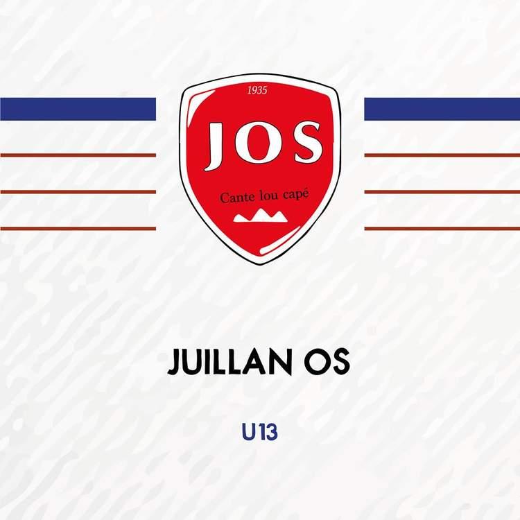 U13 : JUILLAN OS