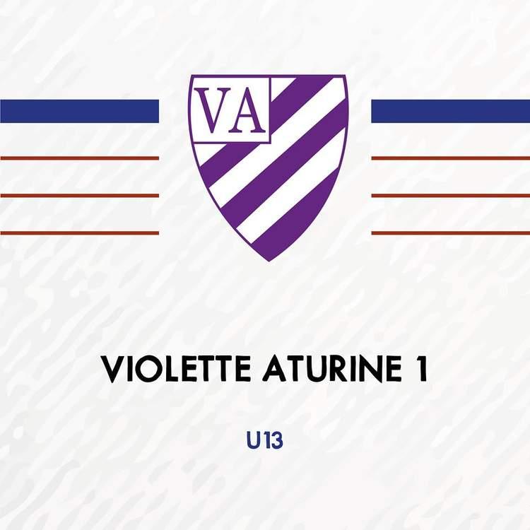 U13 - VIOLETTE ATURINE 1