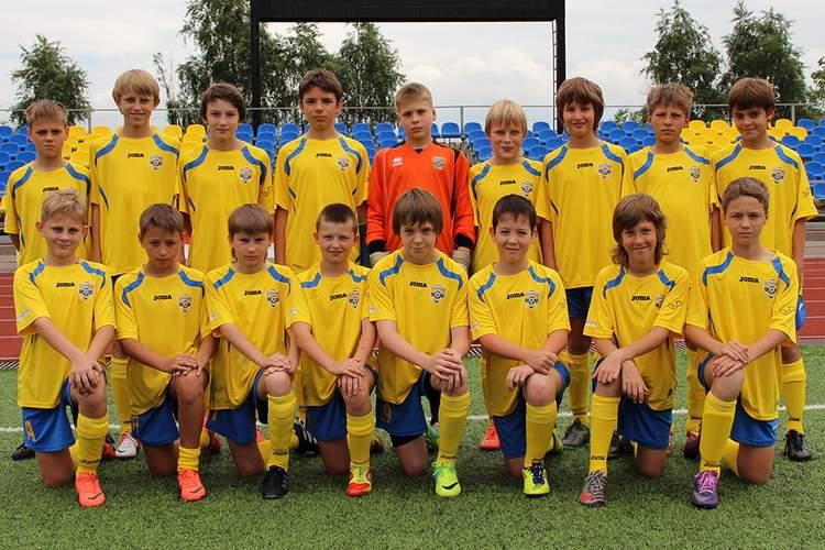 U13 FC Strogino et Rublevo (Russie)