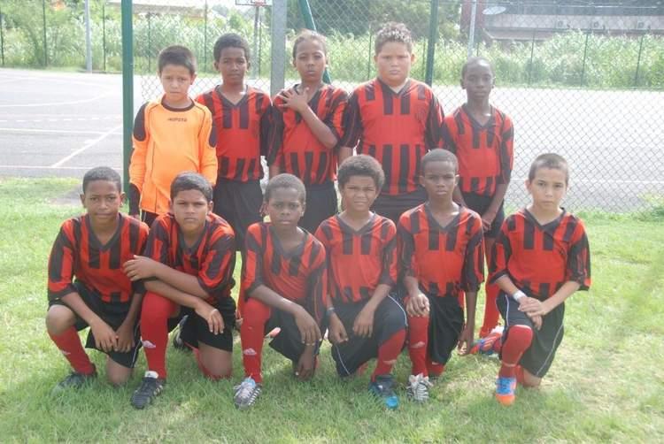 U11 O. Cayenne (Guyane)