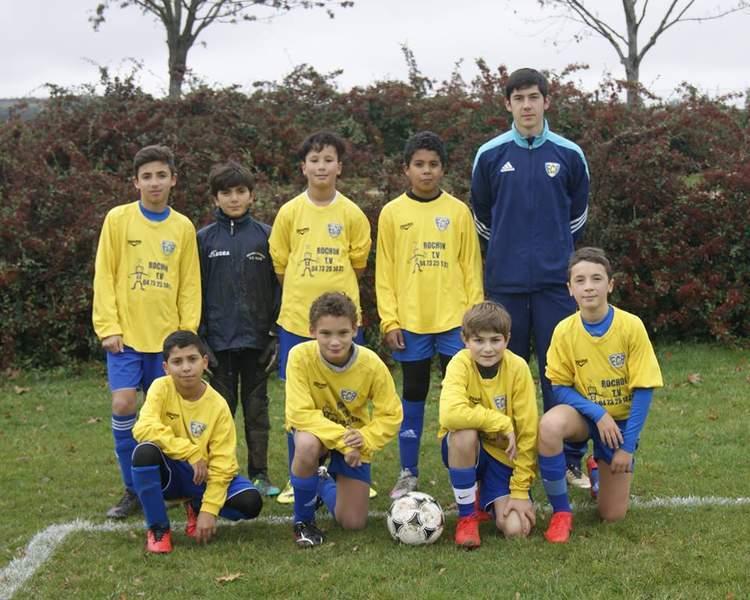 FC Riom 3 (U13)