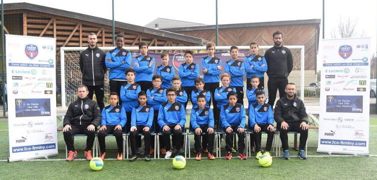 FCO Firminy (U13)