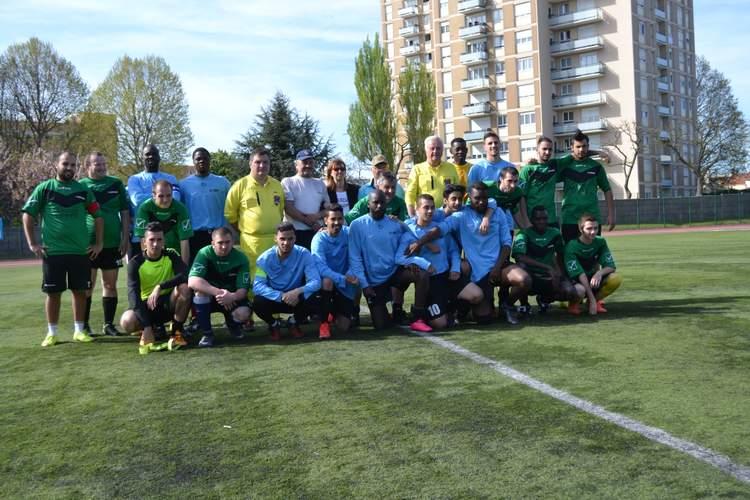 FC NOISY LE SEC et ASCFC MONTREUIL
