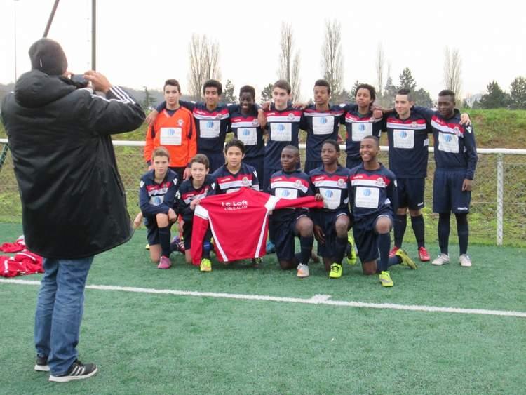 U 15 A Olympique Adamois