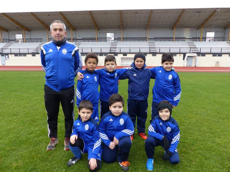 U8-U9 EDUCATEUR: STEPHAN MESENTZOFF