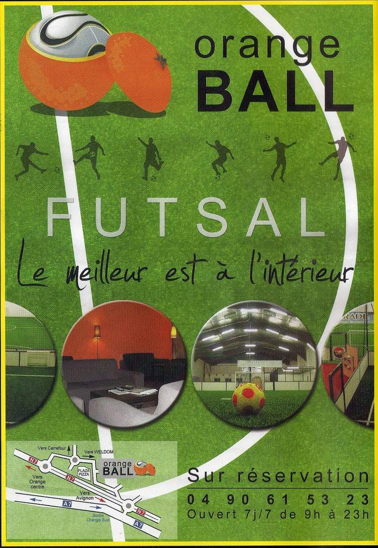 ORANGE BALL FUTSAL